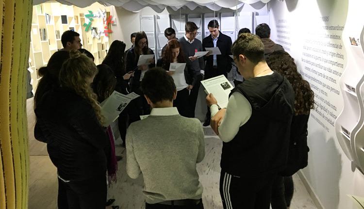 Sentir el dolor del Holocausto: Un museo dentro del colegio