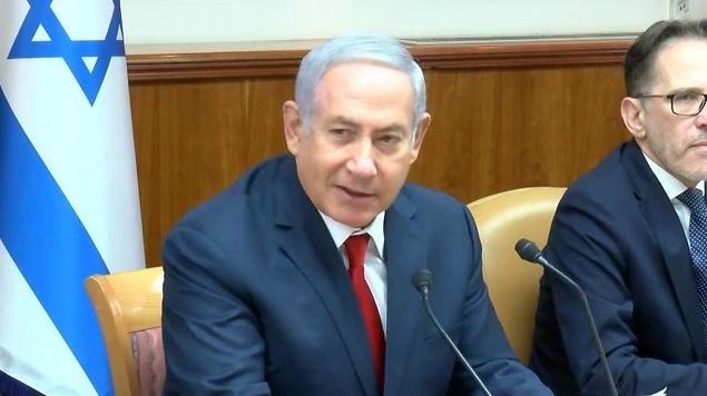 Netanyahu: Opositores a la Ley del Estado-Nación quieren un 'Estado palestino-israelí'