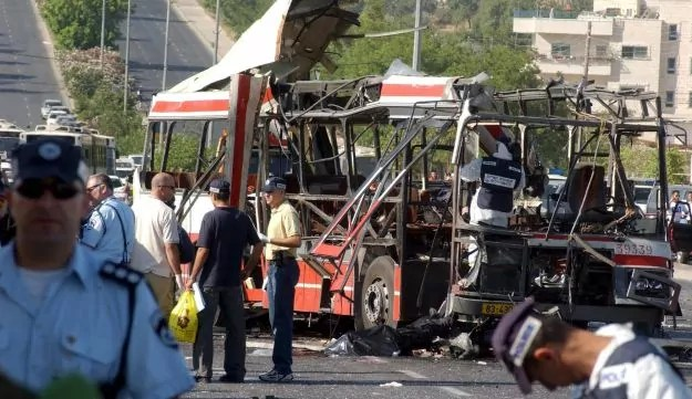 Autoridad Palestina fue responsable de ataque suicida en 2002