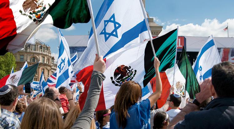 Viva México/ Lo que significa ser judío y mexicano