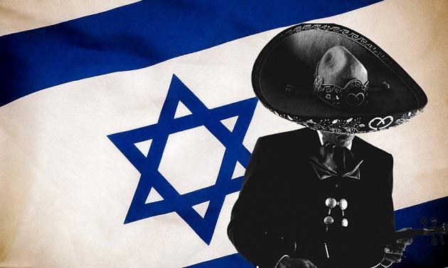 Viva México/ Lo mejor de la música judía… con mariachis