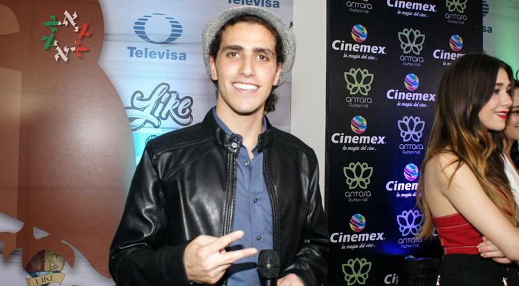 """Entrevista Exclusiva/ Zuri Sasson, el judío mexicano de la telenovela """"Like, la leyenda"""", con locaciones en Israel"""
