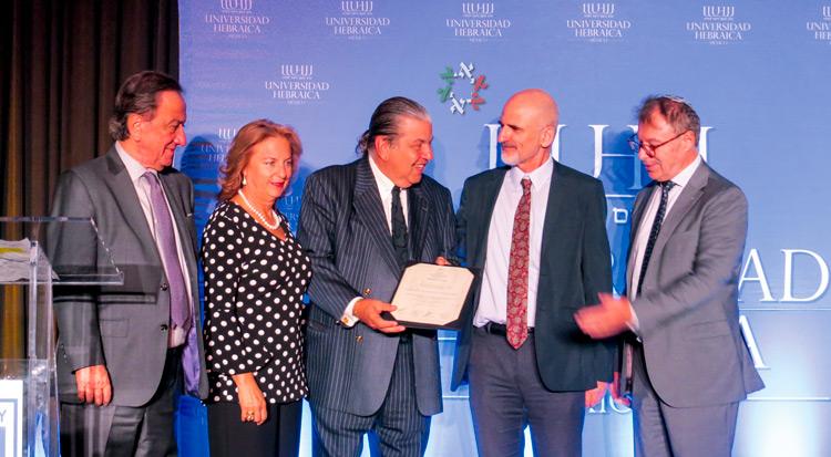 Universidad Hebraica inaugura nueva área de innovación