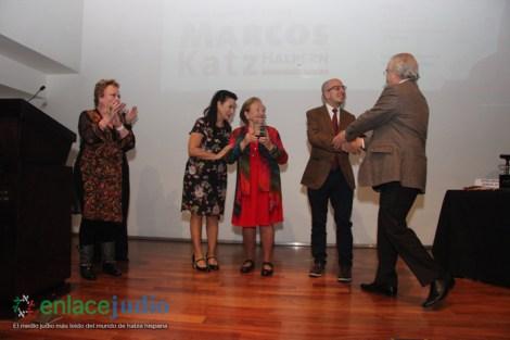 09-OCTUBRE-2018-PREMIOS MARCOS KATZ EN EL MUSEO MEMORIA Y TOLERANCIA-30