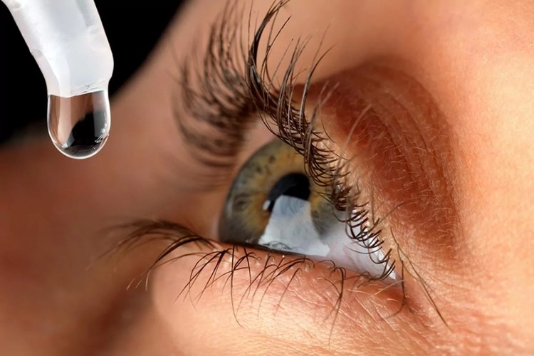 Resultado de imagen para ojos miopía gotas