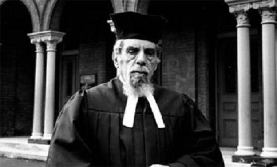 """Rabí Louis Jacobs: """"La Torá puede hablar el lenguaje de nuestra época"""""""