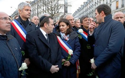 Francia tiene la comunidad judía más grande de Europa…y un gran número de actos antisemitas
