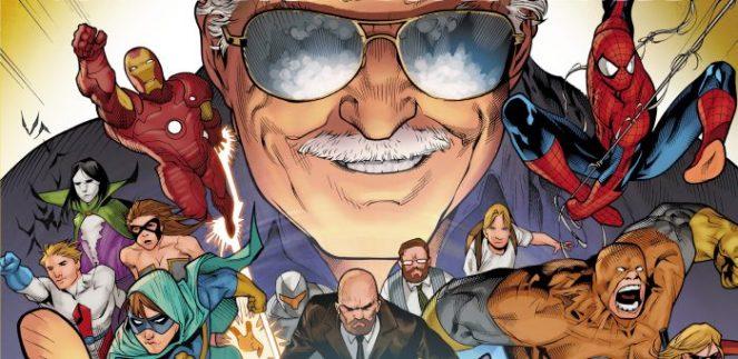 Conoce la historia de Stan Lee el genio de Marvel y creador de los Avengers