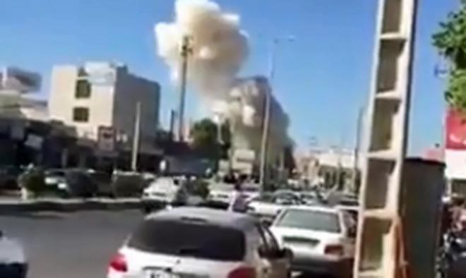Explosión en puerto crucial de Irán, informa televisión estatal