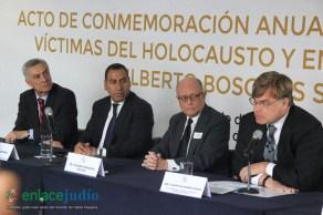 28-ENERO-2019-ACTO DE CONMEMORACION ANUAL EN MEMORIA DE LAS VICTIMAS DEL HOLOCAUSTO EN EL SENADO DE LA REPUBLICA-22