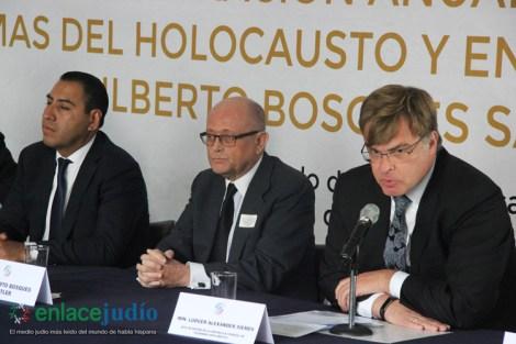 28-ENERO-2019-ACTO DE CONMEMORACION ANUAL EN MEMORIA DE LAS VICTIMAS DEL HOLOCAUSTO EN EL SENADO DE LA REPUBLICA-23