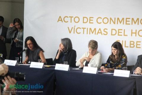 28-ENERO-2019-ACTO DE CONMEMORACION ANUAL EN MEMORIA DE LAS VICTIMAS DEL HOLOCAUSTO EN EL SENADO DE LA REPUBLICA-32