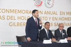 28-ENERO-2019-ACTO DE CONMEMORACION ANUAL EN MEMORIA DE LAS VICTIMAS DEL HOLOCAUSTO EN EL SENADO DE LA REPUBLICA-35