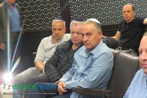 14-06-2019 LOS MISTERIOS EN LA TORA CONFERENCIA DEL JAJAM SHLOMO ZAED 18