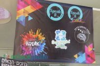 18-06-2019 SPEAK IT Y BREAK IT EN EL COLEGIO HEBREO TARBUT 18