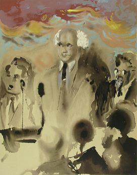 """#7 – """"David Ben Gurion lee la Declaración de Independencia"""""""