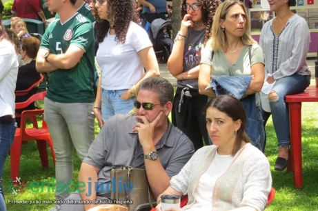 15-07-2019-GRUPOS REPRESENTATIVOS DE BAILES DEL CDI Y MONTE SINAI SE PRESENTARON EN PLAZA MACABI 40