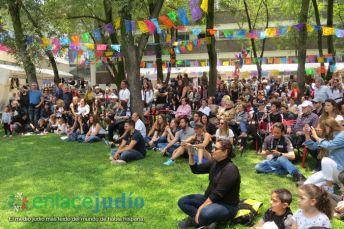 15-07-2019-GRUPOS REPRESENTATIVOS DE BAILES DEL CDI Y MONTE SINAI SE PRESENTARON EN PLAZA MACABI 52