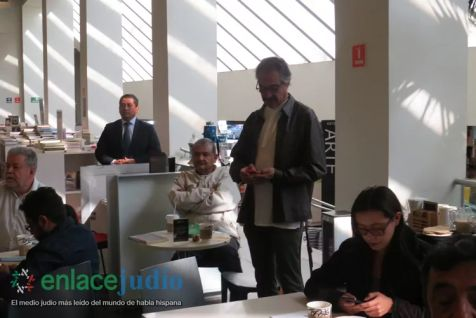 14-08-2019-CONFERENCIA DE PRENSA TERCER DEL FESTIVAL INTERNACIONAL DEL LIBRO JUDIO 7