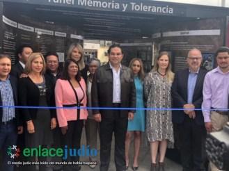 14-08-2019-INAUGURACION TUNEL MEMORIA Y TOLERANCIA 14