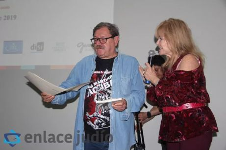 27-09-2019-FILJU CONFERENCIA PACO IGNACIO TAIBO MORDEJAI ANIELEVICH Y EL LEVANTAMIENTO DEL GUETO DE VARSOVIA 10