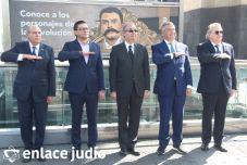 19-11-2019-OFRENDA EN EL MONUMENTO DE LA REVOLUCION POR PARTE DE LA CAMARA DE COMERCIO MEXICO ISRAEL 32