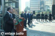 19-11-2019-OFRENDA EN EL MONUMENTO DE LA REVOLUCION POR PARTE DE LA CAMARA DE COMERCIO MEXICO ISRAEL 59