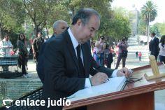 19-11-2019-OFRENDA EN EL MONUMENTO DE LA REVOLUCION POR PARTE DE LA CAMARA DE COMERCIO MEXICO ISRAEL 67