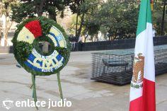 19-11-2019-OFRENDA EN EL MONUMENTO DE LA REVOLUCION POR PARTE DE LA CAMARA DE COMERCIO MEXICO ISRAEL 7