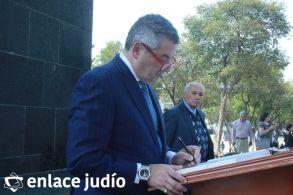 19-11-2019-OFRENDA EN EL MONUMENTO DE LA REVOLUCION POR PARTE DE LA CAMARA DE COMERCIO MEXICO ISRAEL 73
