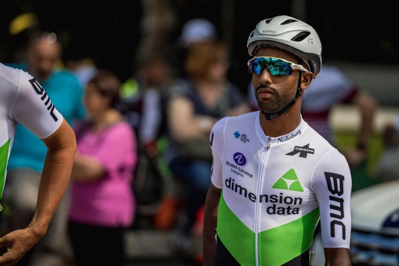 Chokri Elmehdi, el ciclista marroquí que se une al ICA.