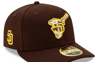 El nuevo diseño de la gorra de los Padres de San Diego no convenció a los aficionados