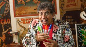 Daniel Azulay, uno de los artistas infantiles más destacados de Brasil, murió a los 72 años de coronavirus.