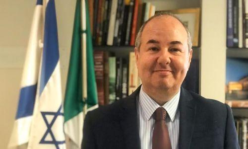 Embajador de Israel en México, envía mensaje a líderes religiosos mexicanos de parte del Rabino Alon Goshen-Gottstein