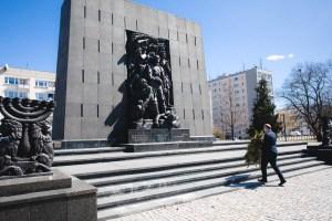 77 años después del levantamiento del gueto de Varsovia