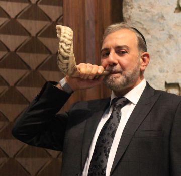 Quedémonos solo con lo positivo que dejó el año: El mensaje del Rabino Abraham Tobal por Rosh Hashaná