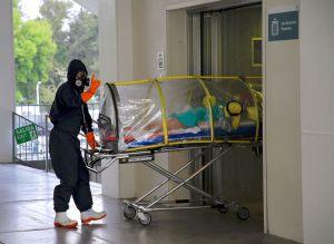 Autoridades de salud mexicanas informaron que se registraron 42 mil 595 casos, 4 mil 477 defunciones en el país por COVID-19.
