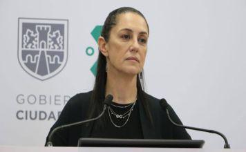 Claudia Sheinbaum Pardo, agradeció de manera especial al Comité Central de la Comunidad Judía su donación para atender emergencia sanitaria por el COVID-19