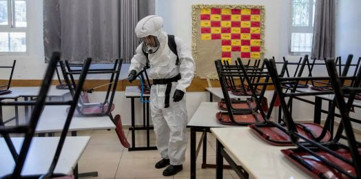 Registra Israel 118 nuevos casos de coronavirus en las últimas 24 horas
