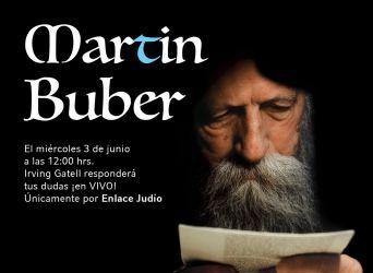 3 de Junio, a las 12:00 / Martin Buber