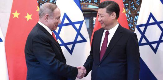 Se avecina una ruptura entre Israel y los Estados Unidos, con China de por medio