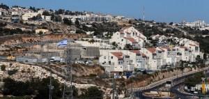 Judea y Samaria, anexión