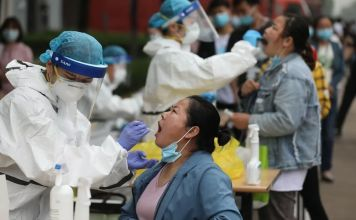 Aumento en el tráfico fuera de hospitales de Wuhan en agosto de 2019 sugiere que coronavirus golpeó el área antes de lo informado por China, según estudio