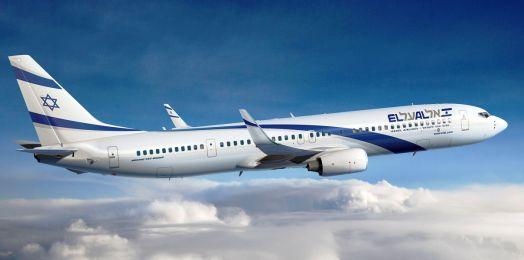 Por primera vez, vuelo de El Al cruza el espacio aéreo de Sudán