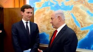 Benjamin Netanyahu, Jared Kushner