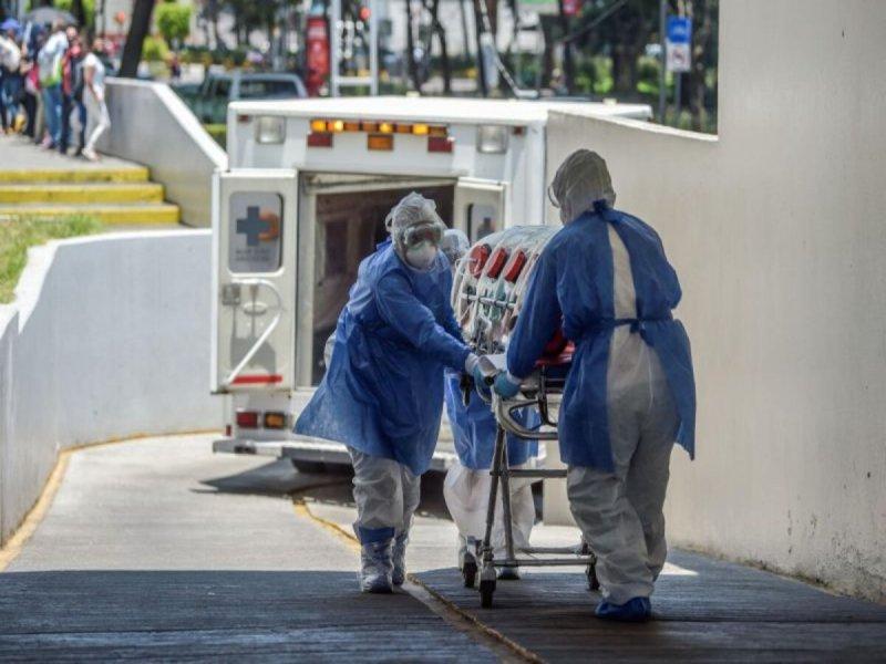 La Secretaria de Salud reportó que en México se registrarón 23 mil 377 defunciones y 191 mil 410 casos positivos a COVID-19.