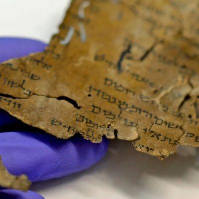 Análisis de ADN descifra un misterio más de los rollos del mar Muerto