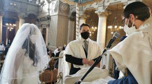 Boda judía, judíos de Italia