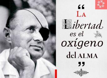 """""""La libertad es…"""" / La Frase Judía del día"""