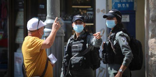 Registra Israel 1,366 nuevos casos de coronavirus en este día